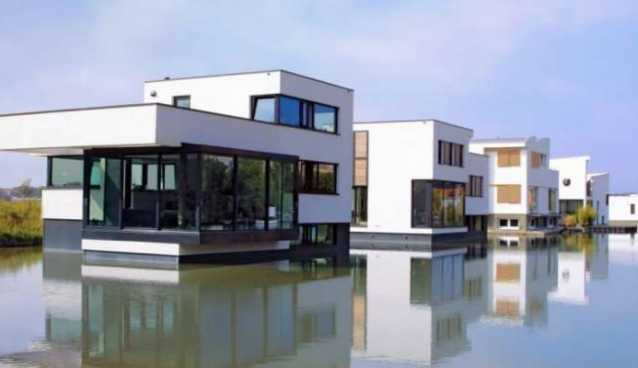 Netherlands Floating Homes