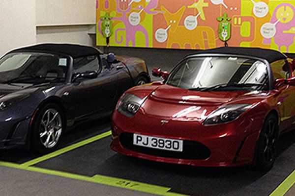 Fast Charge in Hong Kong