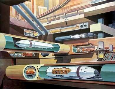 Jet Set1960s Hyperloop