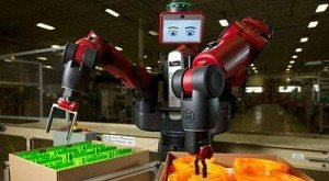 Collabortive Robot Baxter