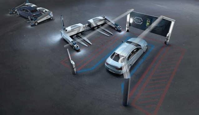 Parking Robot